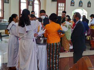 Baptis Anak Jatiyoso